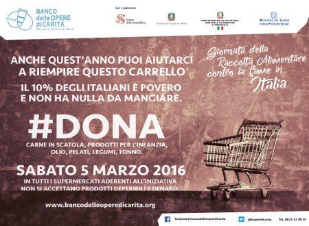 Colletta alimentare il 5 marzo 2015 – Leclerc – Conad – Cavallino
