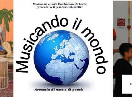 Musicando il mondo: Armonia di popoli e note